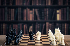 Chess image Royalty Free Stock Photo