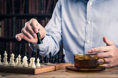 Chess image Royalty Free Stock Photography