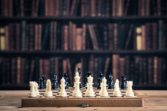 Chess image Royalty Free Stock Photos