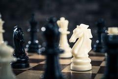 Chess image Stock Image