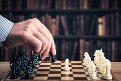Chess image Stock Photo