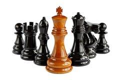 Chess isolated Stock Photos