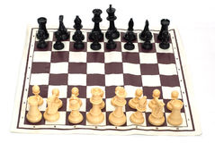 Chess isolation stock photo