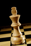 Chess king Stock Photo