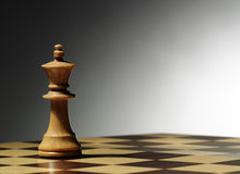 Chess king Royalty Free Stock Image