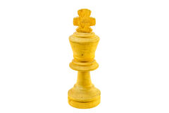 Chess: King Royalty Free Stock Photos