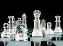 Chess - Knight Moves Royalty Free Stock Photo