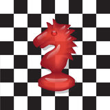 Chess knight Royalty Free Stock Images