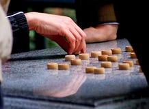 Chess, Kowloon, Hongkong Royalty Free Stock Photo