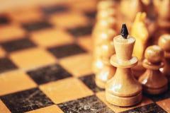 Chess leader Stock Photos