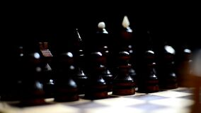 Chess is logic Board game with special pieces on a 64-cell Board for two opponents, combining elements of art in terms of chess