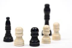 Chess-man Stock Photo