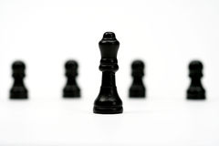 Chess-man Stock Photography