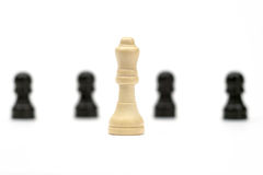 Chess-man Royalty Free Stock Photography