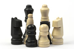 Chess man Royalty Free Stock Image