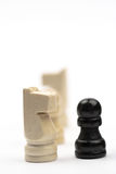 Chess-man Stock Images