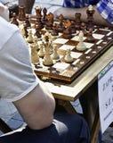 Chess mates Royalty Free Stock Photos