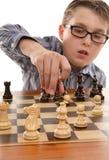 Chess move Royalty Free Stock Photos
