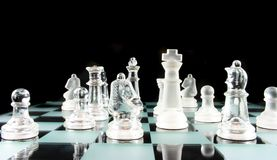 Chess - My Move I Think Royalty Free Stock Photography