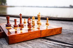 Chess Outdoor Stock Images