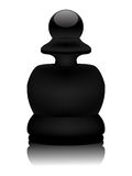 Chess pawn Royalty Free Stock Photo
