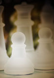 Chess pawn Stock Photo