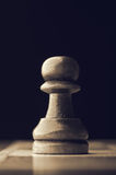 Chess pawn Royalty Free Stock Images