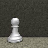 Chess pawn Stock Image