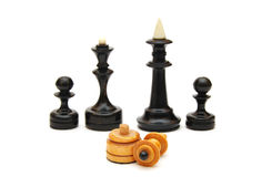 Chess piece Stock Image