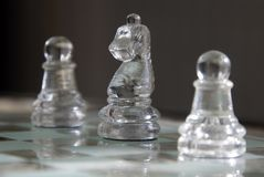 Chess piece Stock Photos