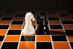 Chess piece Royalty Free Stock Image