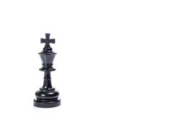 Chess piece. Isolated on white background Stock Photography