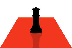 Chess pieces-1 Royalty Free Stock Photography