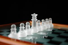 Chess pieces-14 Stock Image