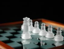Chess pieces-21 Stock Image