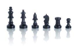 Chess pieces Stock Photos