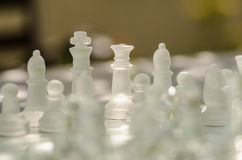 Chess pieces Stock Photos