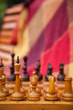 Chess pieces. Royalty Free Stock Images