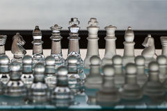 Chess Pieces / Set -  business concept series: str Royalty Free Stock Photography