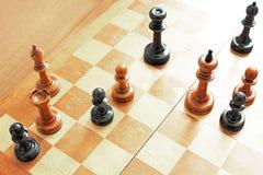 Chess problem Stock Photos
