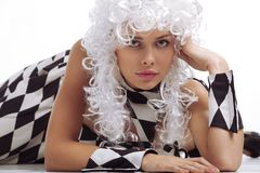 Chess Queen Royalty Free Stock Photo