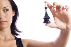 Chess Queen Stock Photo