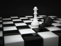 Chess Queen Stock Images