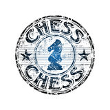Chess Rubber Stamp Stock Image