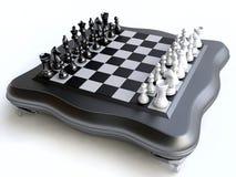 Chess Set Royalty Free Stock Image