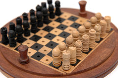 Chess Set 2 Royalty Free Stock Photos