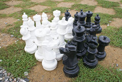 Chess set Stock Photos