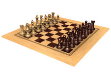 Chess Set Royalty Free Stock Photo