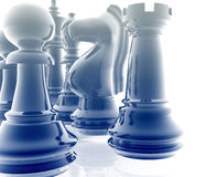 Free Chess Set Stock Image - 9575321