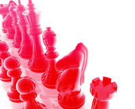 Free Chess Set Royalty Free Stock Images - 9575339